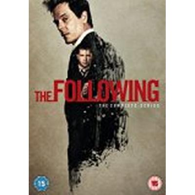 The Following: The Complete Series [DVD] [2015]